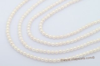 aps4.5-5 cultured saltwater akoya pearl strands wholesale,4.5-5mm,grade from AAA+ to B
