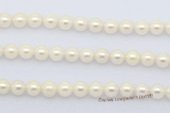 6.5-7a1 16-inch 6.5-7mm White baroque Akoya Pearl strands