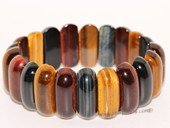 gbr053 Fashion tiger eyes Elastic Gemstone Bracelet Jewelry