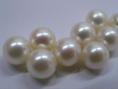 lpb083 Wholesale Round shape Freshwaer Loose Pearl for Pendant