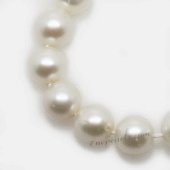 Round6-7 Wholesale 6-7mm cultured natural round pearl string,from AAA+ to A grades