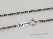 sc066 16inch 925 Sterling silver chain use for pendant