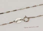 sc068 16inch 925 Sterling silver chain use for pendant