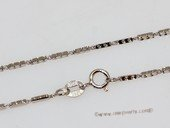 sc073 16inch 925 Sterling silver chain use for pendant