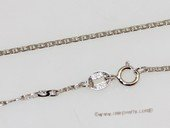 sc075 16inch 925 Sterling silver chain use for pendant