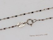 sc077 16inch 925 Sterling silver chain use for pendant