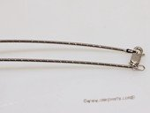 sc080 16inch 925 Sterling silver chain use for pendant