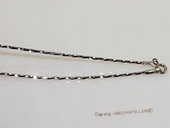 sc081 16inch 925 Sterling silver chain use for pendant