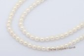 aps55-6 White Round 5.5-6mm saltwater pearl strands,from AAA+ to A grades