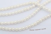 aps6.5-7aaa 6.5-7mm AAA White Cultured Akoya Pearl strands 16-inch in length