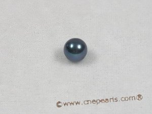 bapl7.5-8aa Black 7.5-8mm AA Grade round chinese akoya loose pearls