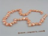 blister004 five strands 8*12mm dye color blister cultured pearls