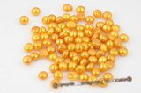 lpb078 20pcs 12-13mm Undrilled champagne loose nugget pearl