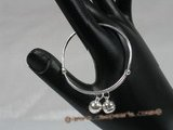 bsb005 classic Children&#39s Sterling Silver Baby Bangle bracelet