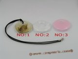 CRP002 50MM round chinese crystal Pendant necklace