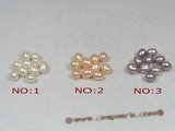 lpb013 9-10mm tear-drop loose pearl beads for pendant or earrings