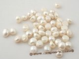 lpb074 20pcs 10-11mm baroque undrilled nugget loose pearl beads