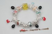 Pdbr043 Silver-tone Jump Ring and 