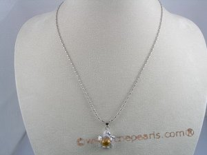 pnset030 cultured bread pearl neckalce,ring & earrings set with 18KGP mounting