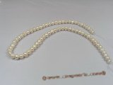 pps012 nature white 8-9mm potato pearls strand wholesale