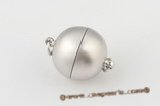 psnc018 Large 14mm magnetic clever ball clasp wholesale