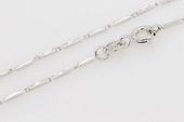 sc010 16inch 925 Sterling silver chain use for pendant