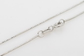 sc026 wholesale 16inch 925 Sterling silver snake chain use for pendant