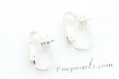 sem008 Sterling Silver Clip Earrings fitting