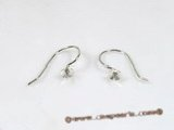 sem044 Sterling Silver Ear Hooks mounting