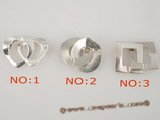 snc067 wholesale sterling silver toggle clasp in 925 factory price