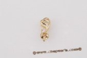 Spm089 Wholesale 18K Yellow Gold Pendant Mounting