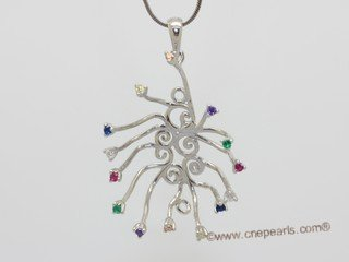 spm309 Sterling Silver Pendant Mounting In Wholesale