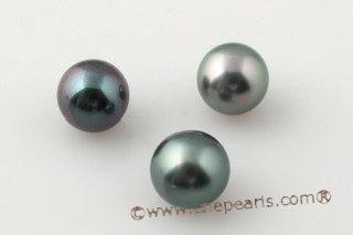 Loose tahitian pearl beads