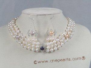 choker necklace wn009