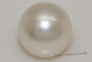 wssp15.5-16mm 15.5-16mm AA grade white color south sea loose pearl