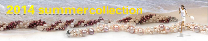 pearl jewelry  for  2014 summer