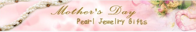 pearl jewelry  for  2016 mother's day